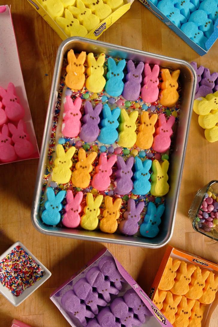 The Ultimate Easter Peeps Cookie Bar  POPSUGAR Food
