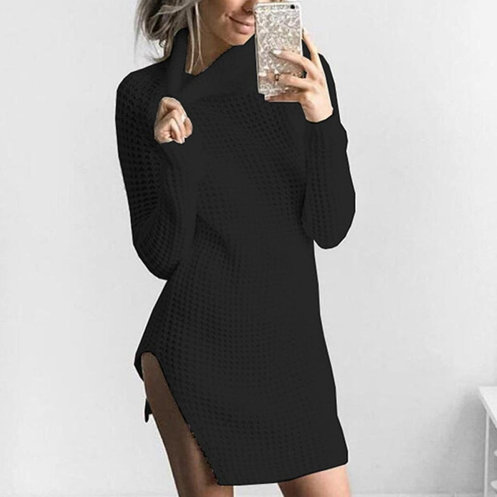 Kimloog Turtleneck Dress