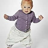Oh, baby! The comfiest, cutest ensemble for a sophisticated baby girl.