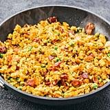 Paleo: Bacon Kimchi Cauliflower Rice