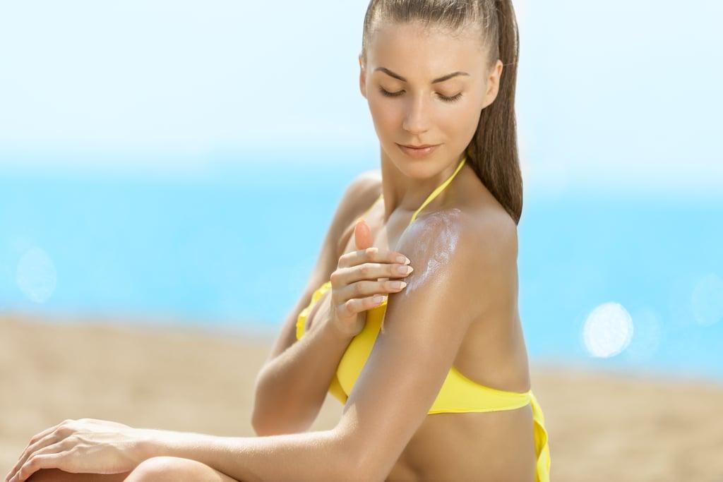 How to Heal Sun Rash