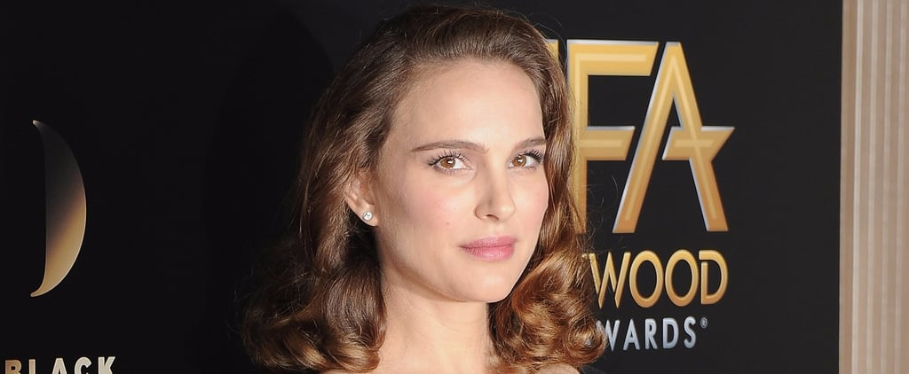 Natalie Portman Shows Off Her Gorgeous Pregnancy Glow on the Red Carpet