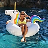 GoFloats Unicorn Party Tube Inflatable Float