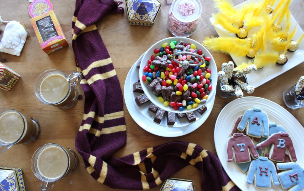 Have a table that's all about the sweets.