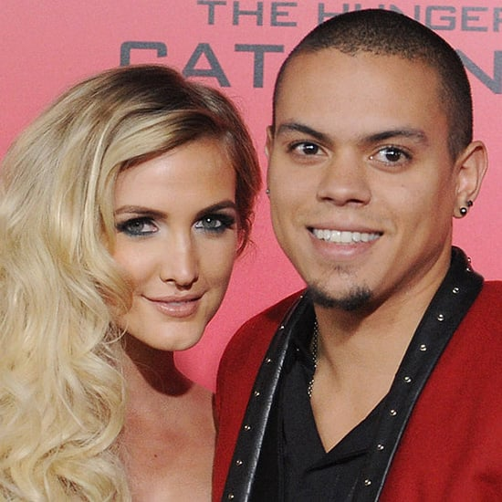 Ashlee Simpson's Engagement Ring From Evan Ross