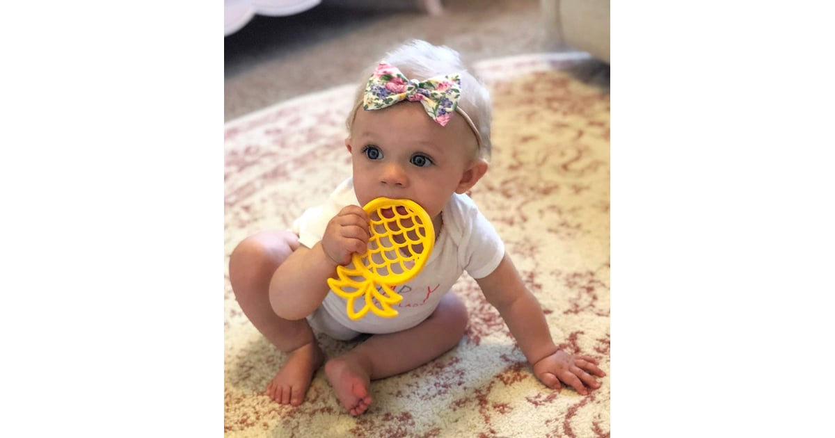 Itzy Ritzy Silicone Pineapple Teether | The Best Gifts For ...