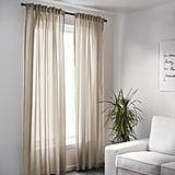 Transculent Curtains