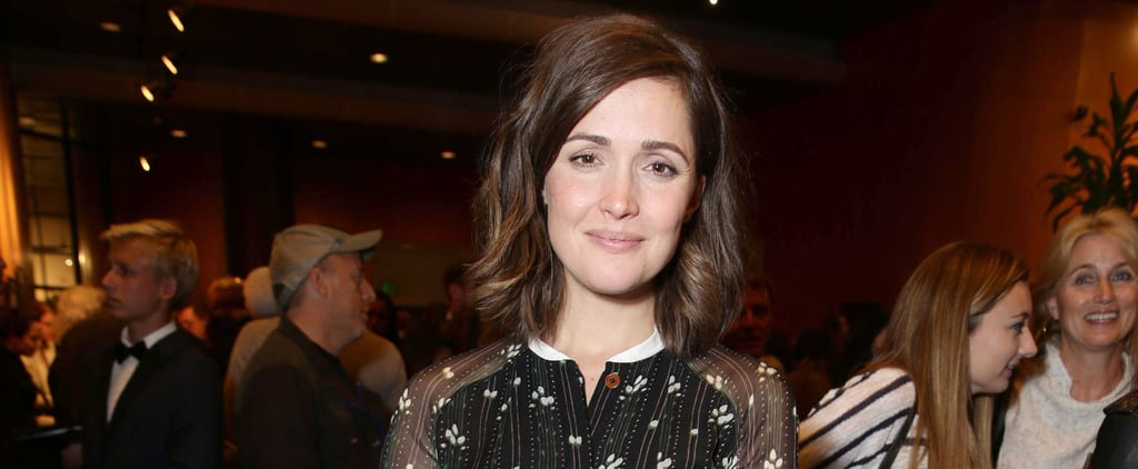 Rose Byrne Baby Bump Red Carpet Pictures November 2015