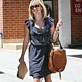 Reese Witherspoon flashed a smile.