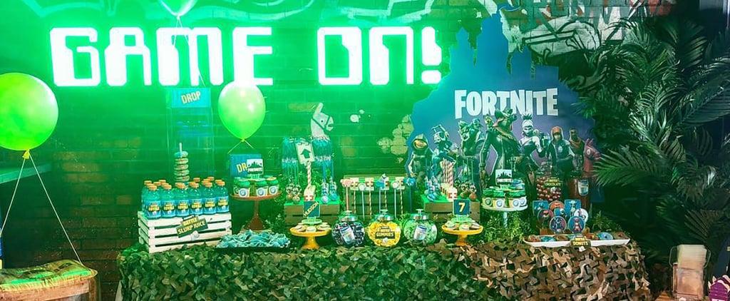 Fortnite Birthday Party Ideas | POPSUGAR Family