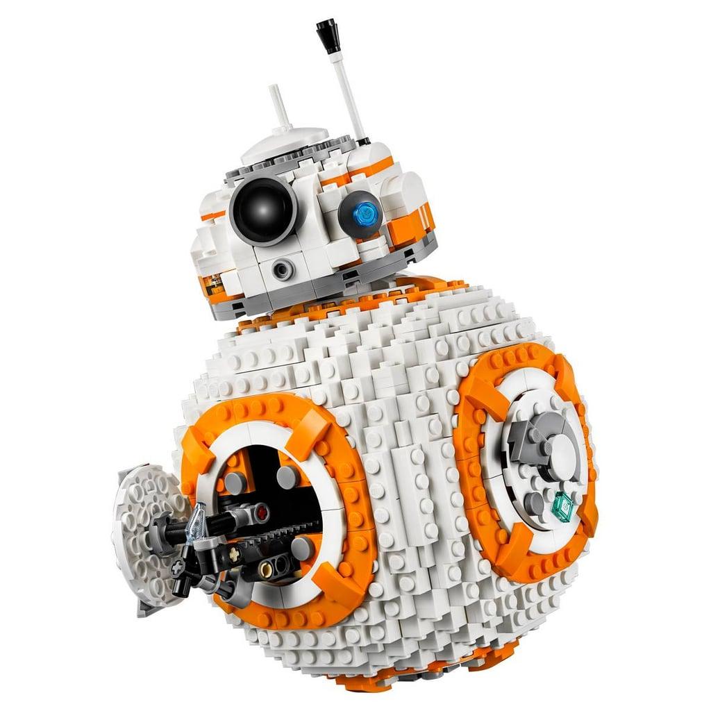 Lego Star Wars The Last Jedi BB-8 Model