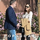 Jennifer Garner and Ben Affleck Out in LA March 2019
