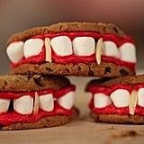 Fang Cookies Inspired by Vampire Diaries