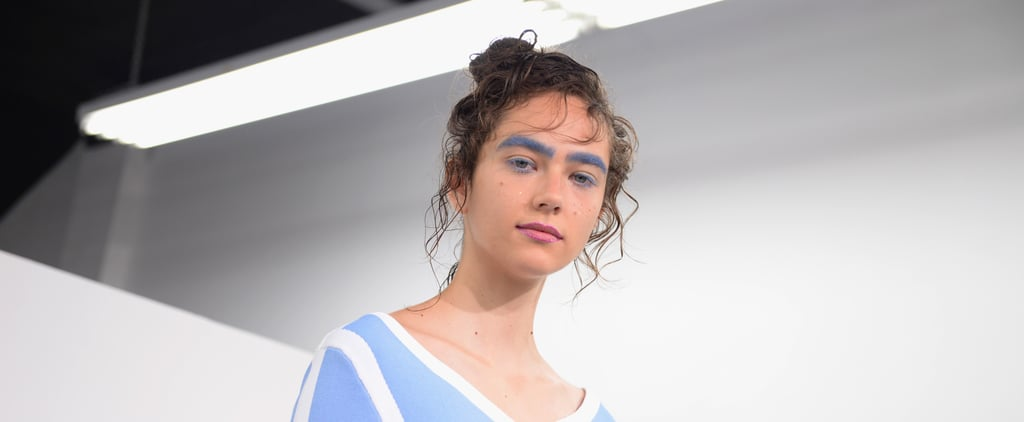 These Powerful New York Fashion Week Beauty Looks Are Solid Gold