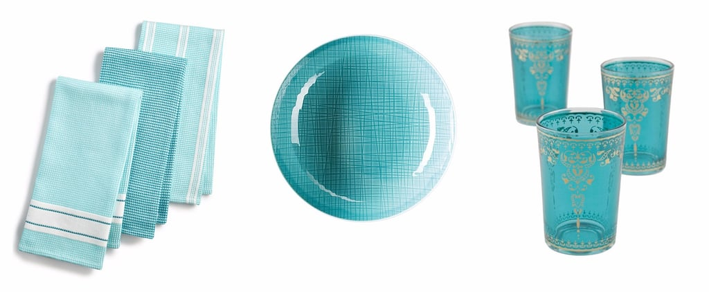45 Aqua Items to Create the Soothing Kitchen Oasis of Your Dreams