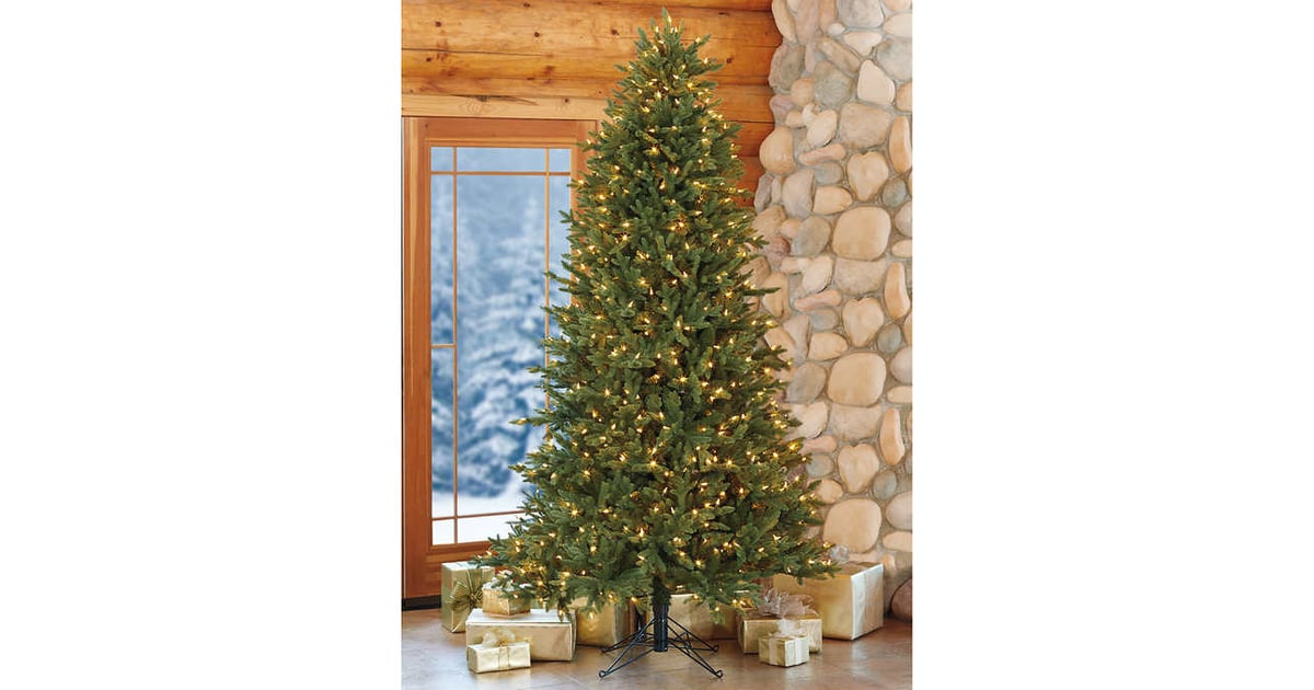 Artificial Pre-Lit Christmas Tree
