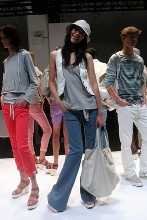 New York Fashion Week, Spring 2009: Gap