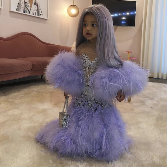 Stormi Dressed as Kylie Jenner at the Met Gala For Halloween