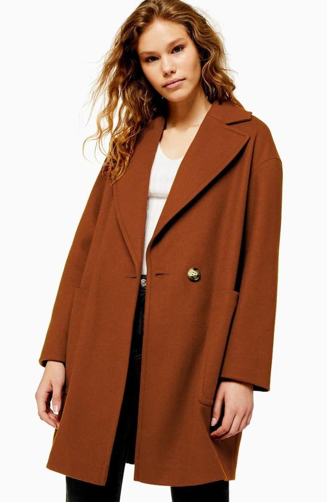 Topshop Carly Coat