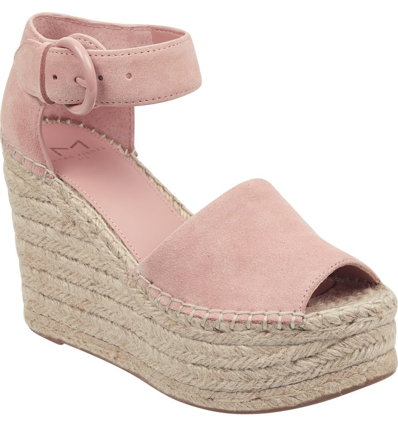 Marc Fisher Ltd Alida Espadrille Platform Wedges