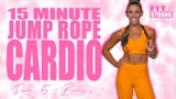 15-Minute Jump-Rope Workout From Sydney Cummings