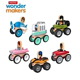 Fisher-Price Wonder Makers Vehicle Bundle Gift Set