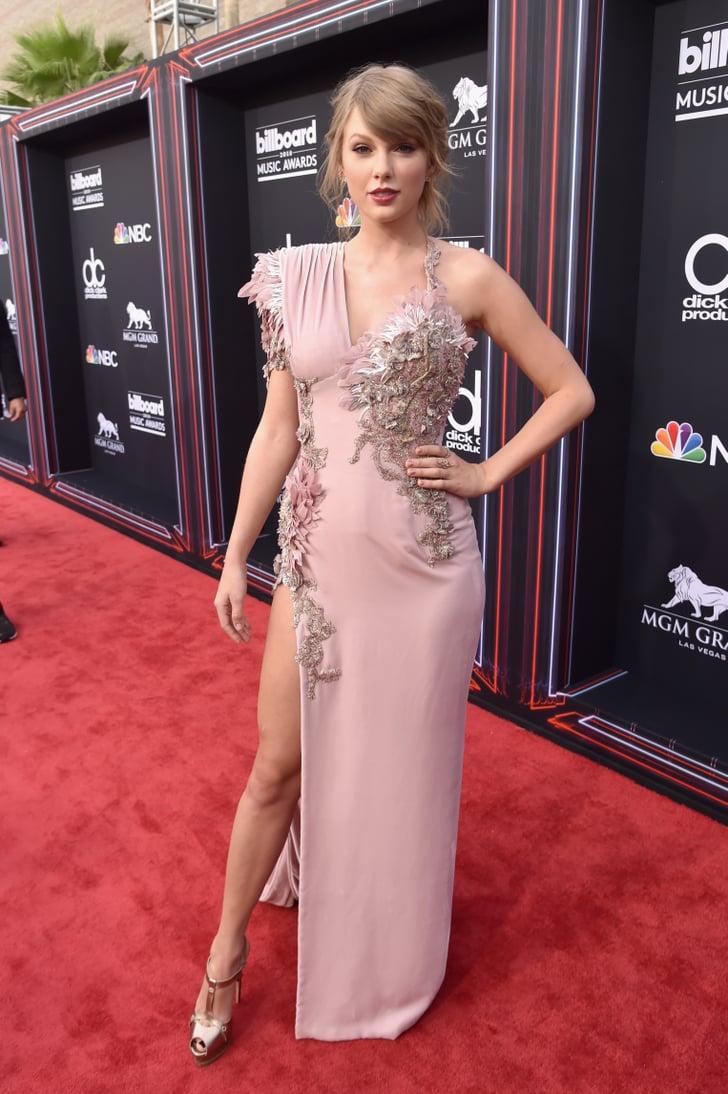 Taylor Swift At The 2018 Billboard Music Awards Popsugar Celebrity