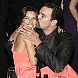2005 — Eva Longoria and Ricardo Chavira