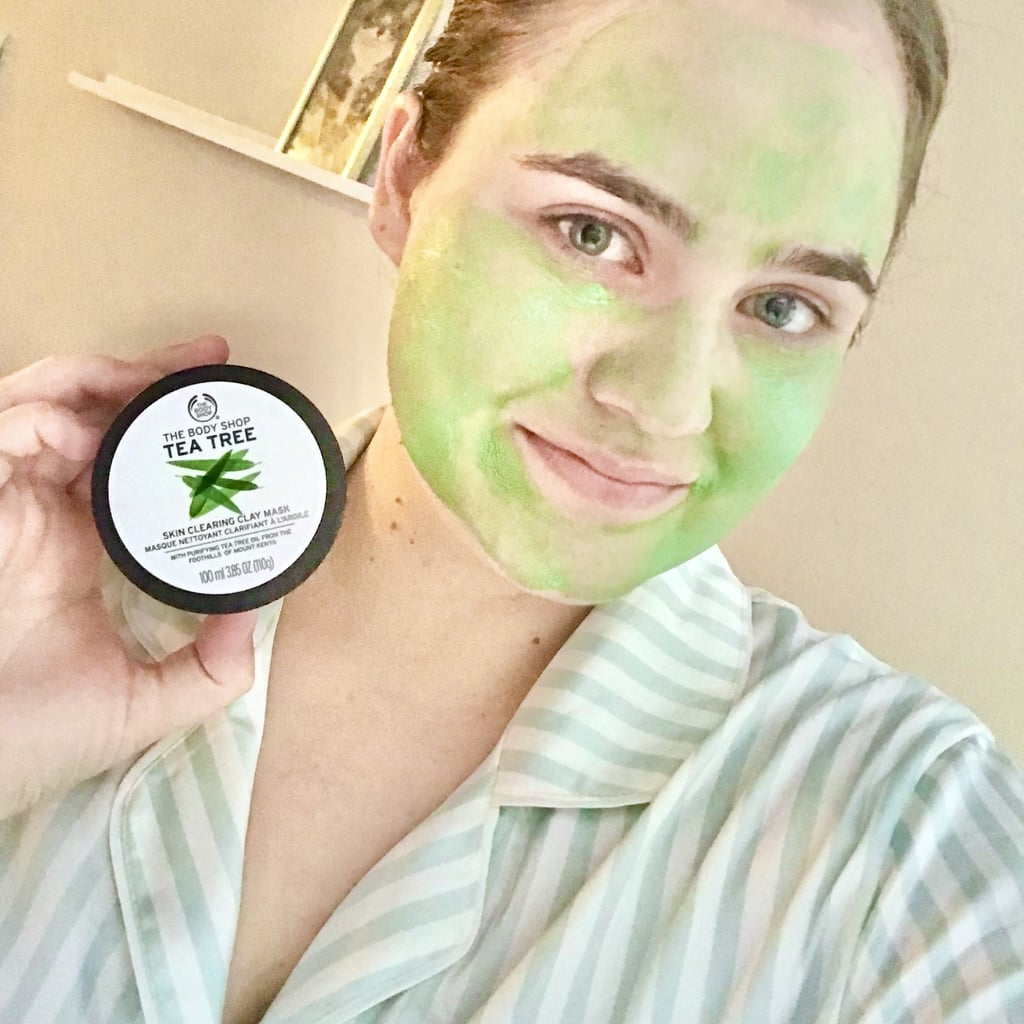 The Body Shop Tea Tree Clay Face Mask | Editor Review 2020