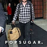 Robert Pattinson Leaving NYC Hotel | Pictures