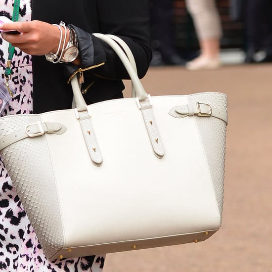 White Totes Shopping Guide For Spring 2015