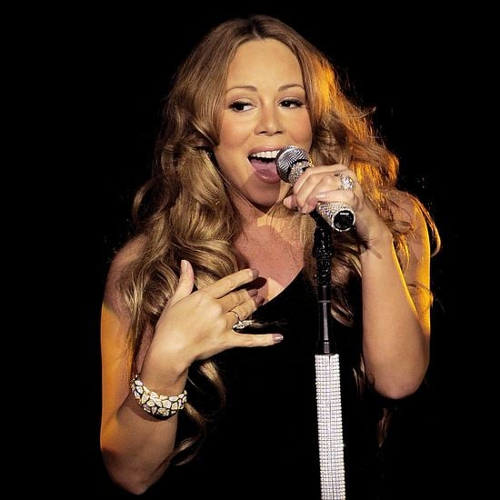 Mariah Carey First Performance Since Twins (Video)