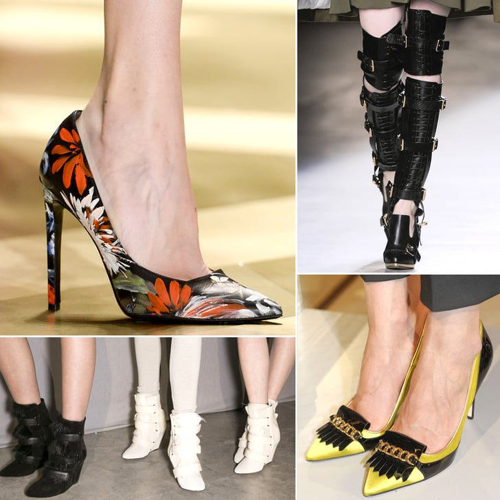 6 Standout Shoe Trends to Look Forward to This Fall