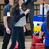 Kate's Lost Her Bump, but She's Mastered Her Spike