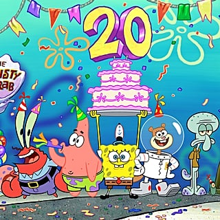 SpongeBob Character Spinoffs and 20th Anniversary Special