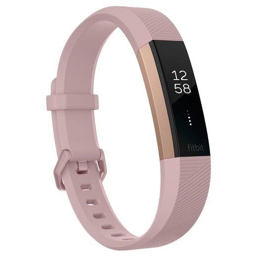Fitbit Alta HR, Rose Gold