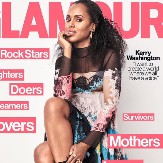 Kerry Washington Glamour Interview May 2017