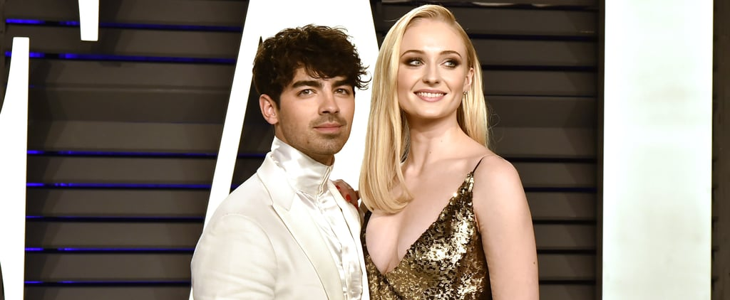 Sophie Turner Talks About Joe Jonas's Quibi Show Cup of Joe