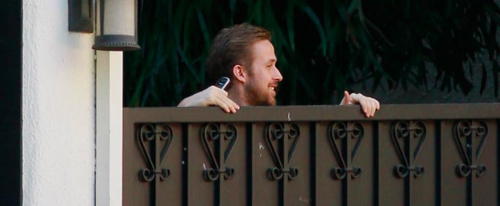 Ryan Gosling Is Back — and Bringing You His Sexy Smile!