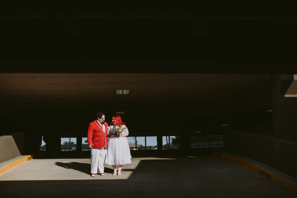 Super Mario Wedding