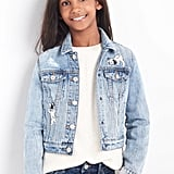 GapKids Disney Dalmatians Denim Jacket