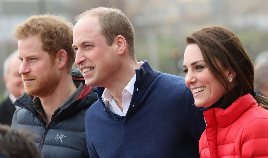 Prince Harry, Kate Middleton, Prince William