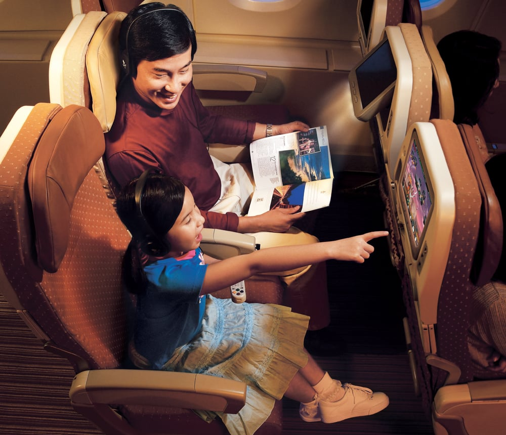 Best Airlines For Kids