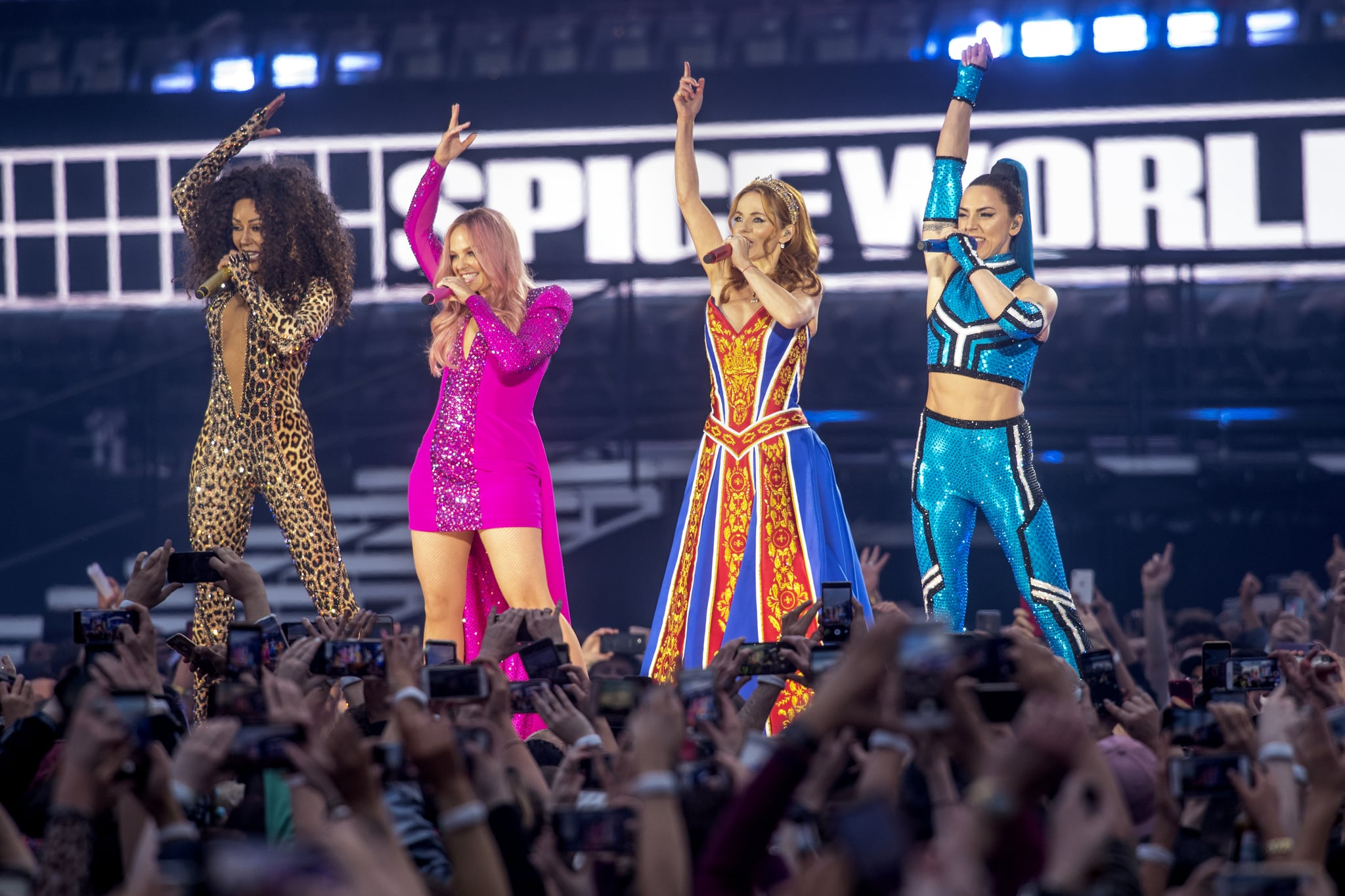 I Flew 3,000 Miles to See the Spice Girls in Concert, and It Was Worth Every Penny