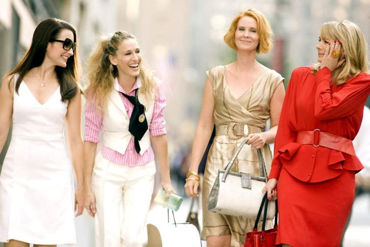 Fashion of the sex and city