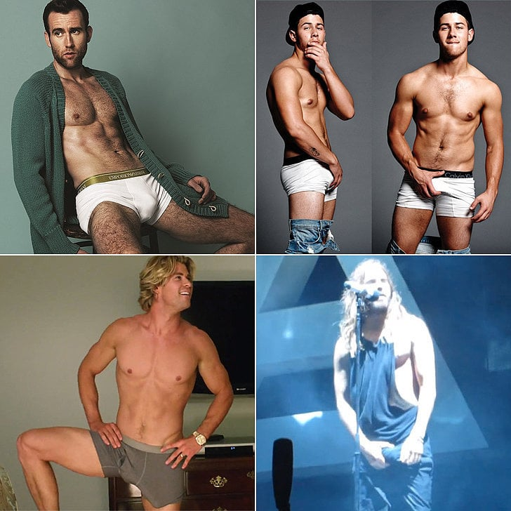 Best Pictures of Celebrity Bulges