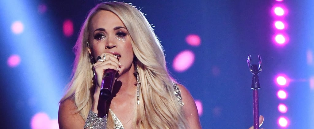 "Carrie Underwood ""Cry Pretty"" ACM Awards Performance Video"