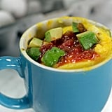Microwave the perfect omelet in a mug.