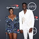 Gabrielle Union and Dwyane Wade at the 2019 ESPY Awards