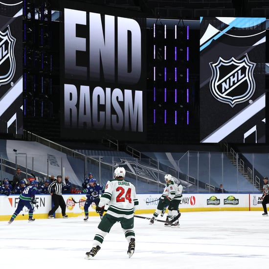 NHL Criticized For Poor Reaction to Jacob Blake Shooting